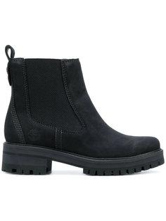 ботинки на рифленой подошве Timberland