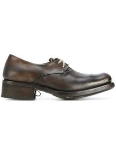 туфли на шнуровке Cherevichkiotvichki