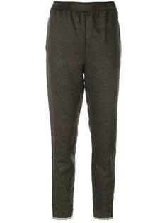 строгие брюки с завышенной талией  Cherevichkiotvichki