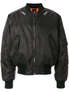 куртка-бомбер  Fire Omc