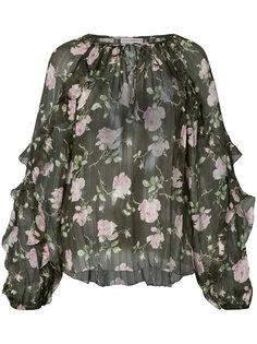блузка с рюшами Azalea  Ulla Johnson