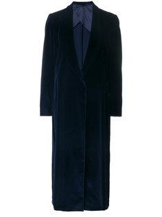 бархатное пальто  Giuliva Heritage Collection