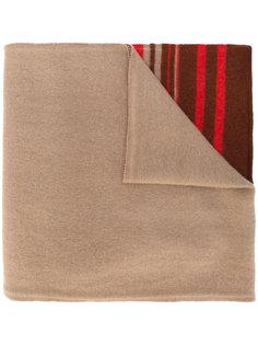 шарф в полоску Drumohr