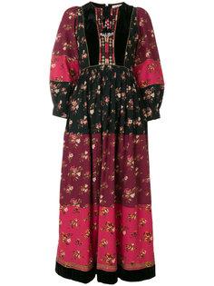 платье в стиле пэчворк Suzana Ulla Johnson