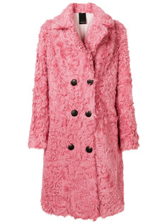 двубортное пальто  Numerootto