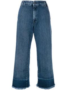 джинсы с завышенное талией  The Seafarer