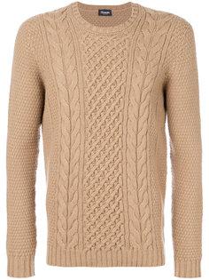 вязаный свитер Drumohr