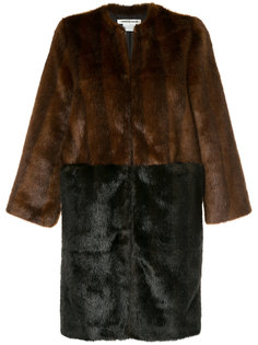 меховое пальто  Cityshop