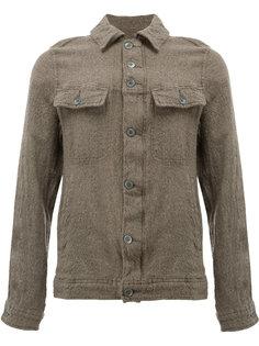 приталенный пиджак на пуговицах Undercover