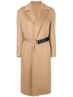 пальто с запахом и поясом Calvin Klein 205W39nyc