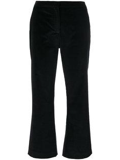 укороченные расклешенные брюки Altuzarra