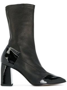 ботинки по щиколотку Ssheena