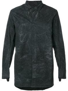 классическая рубашка с потертой отделкой 11 By Boris Bidjan Saberi