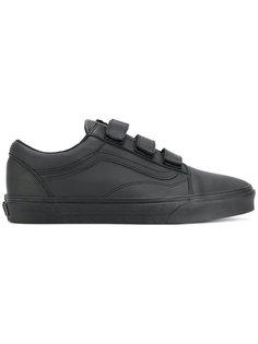 кроссовки на липучках спереди Vans