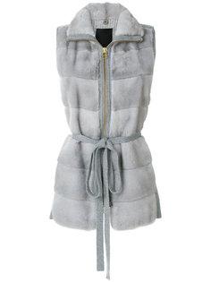 меховая куртка Liska