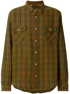 клетчатая рубашка Levis Vintage Clothing