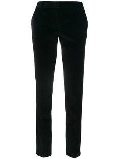классические бархатные брюки Tonello