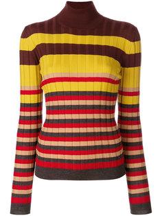 свитер с высокой горловиной Marni