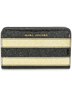 кошелек с блестками Marc Jacobs