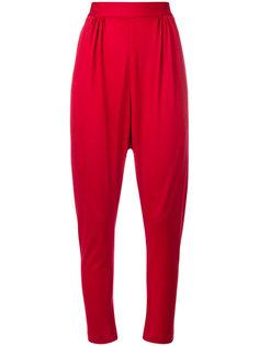 брюки с высокой талией Vionnet