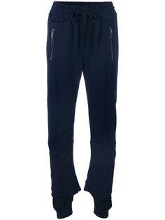 брюки с двойной кромкой  Haider Ackermann
