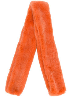 шарф из искусственного меха The Gigi