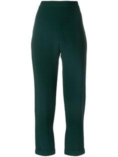 прямые брюки с высокой талией Balmain