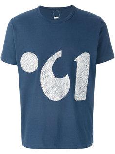 футболка с принтом Visvim