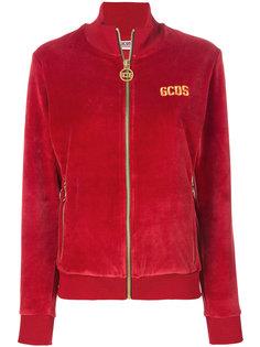 куртка с логотипом  Gcds