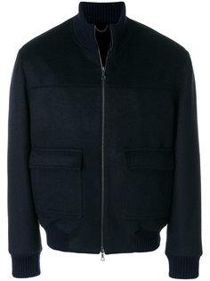 стеганая куртка на молнии Manzoni 24
