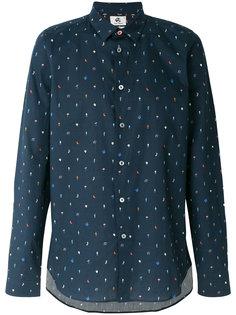 рубашка с принтом морских существ Ps By Paul Smith