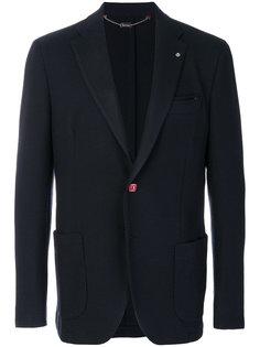 однобортный пиджак кроя слим Billionaire