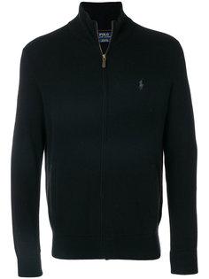 свитер на молнии Polo Ralph Lauren