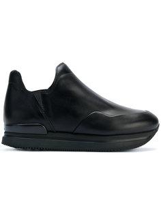 кроссовки без застежки Interactive  Hogan