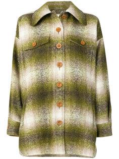 пальто в полоску  Chloé