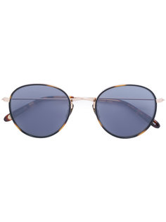 солнцезащитные очки в круглой оправе Garrett Leight