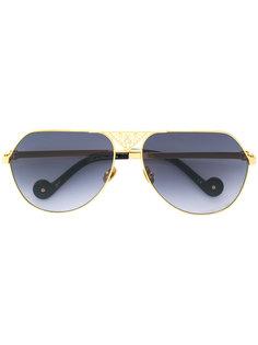 солнцезащитные очки-авиаторы The Art Deco Anna Karin Karlsson