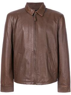 куртка прямого кроя Polo Ralph Lauren