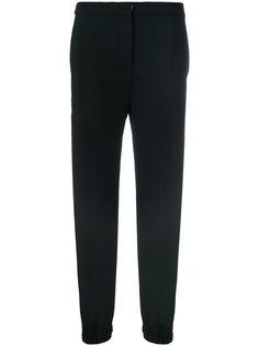 классические спортивные брюки  Versace