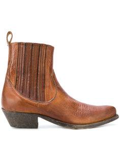 ботинки со складками Golden Goose Deluxe Brand