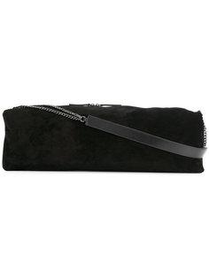 вытянутая сумка на плечо  Ann Demeulemeester