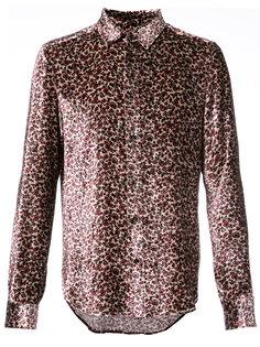 рубашка с принтом пейсли Garcons  Infideles
