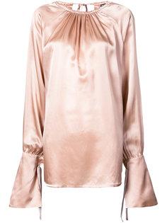 блузка с удлиненными рукавами Ann Demeulemeester