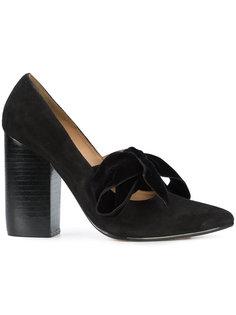 туфли с завязками на бант Ulla Johnson