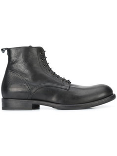 Gius lace-up boots Fiorentini +  Baker