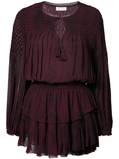 layered dress Love Shack Fancy