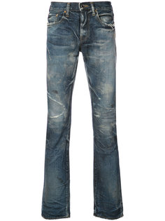 джинсы Selvedge Bright Demon Prps