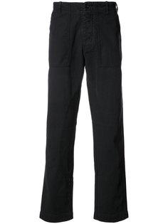 брюки Nam прямого кроя YMC