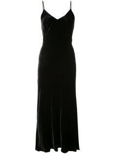 maxi velvet dress Marissa Webb