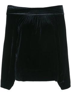блузка с открытыми плечами Marissa Webb